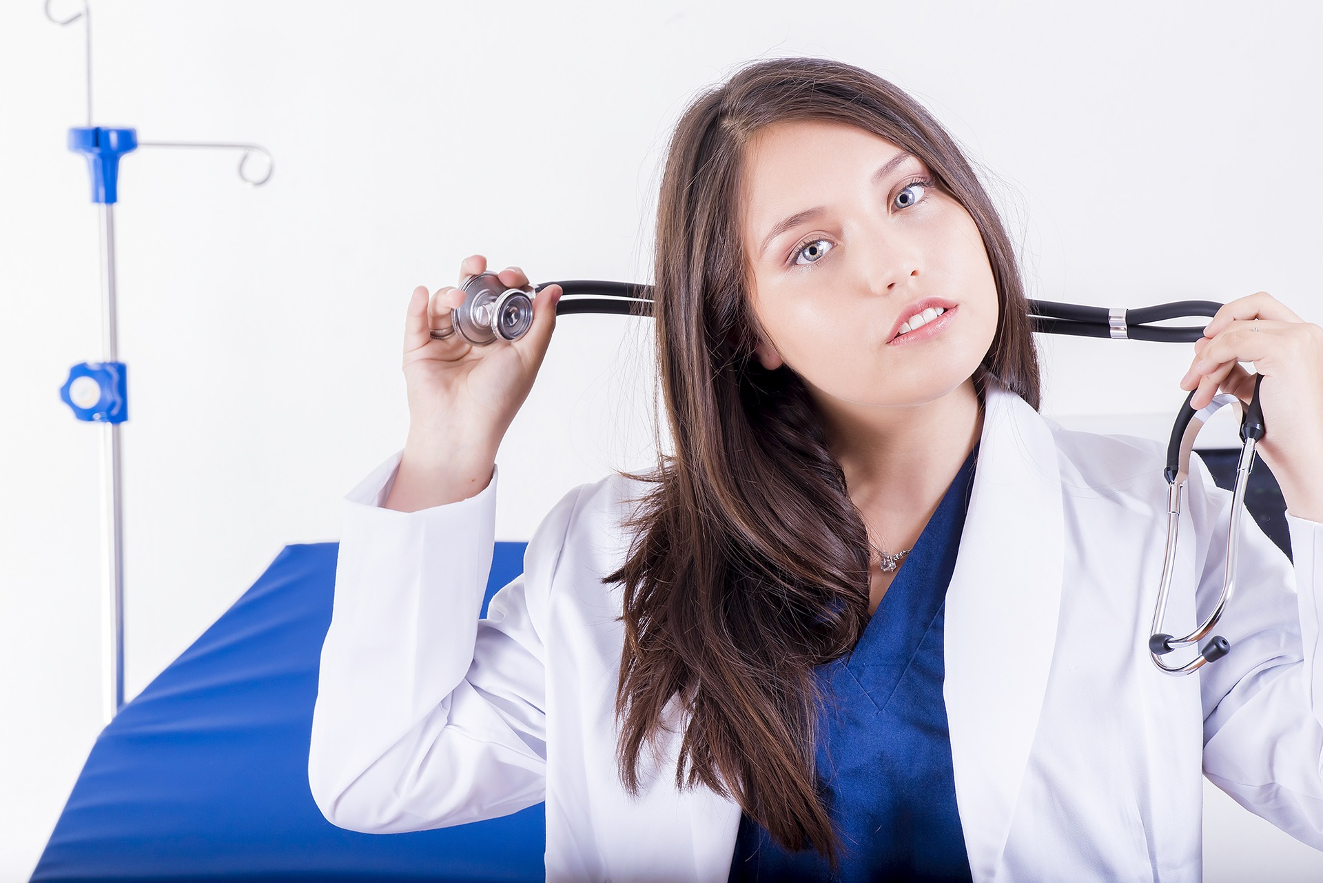 Lekarz wenerolog i groźna choroba na świecie